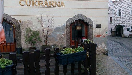 Tabor, Czech Republic: Vstup
