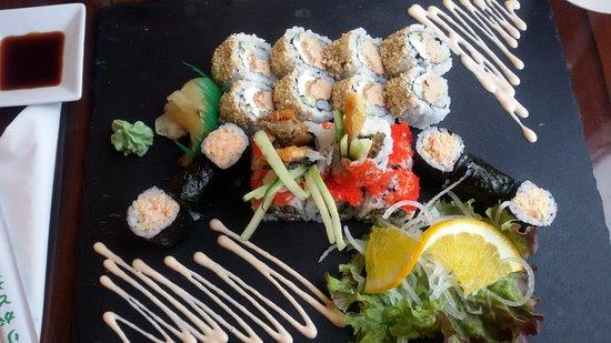 mai sushi w rzburg restaurant bewertungen telefonnummer fotos tripadvisor. Black Bedroom Furniture Sets. Home Design Ideas