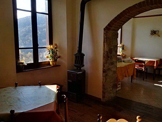 Murialdo, Italy: castello bonetti b&b