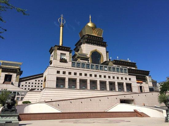 Chung Tai Chan Monastery