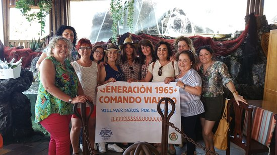 Buenavista del Norte, Espagne : Parte del Grupo Villaverdero
