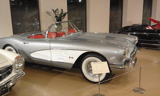 Nur Ein Paar Autos Von Vielen Bild Von Seppenbauer Automuseum