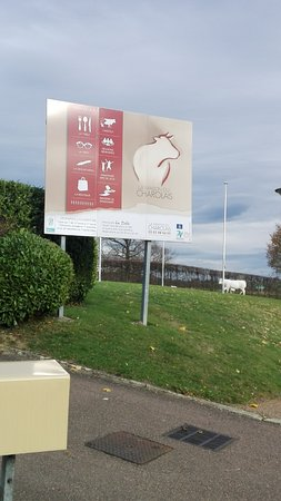 Charolles, France : Indicazioni