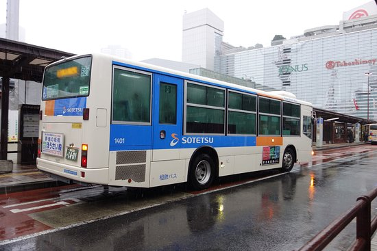 Sotetsu Bus