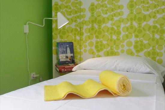 Polaroid Siesta Hostel : Habitación Doble