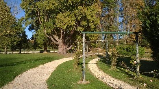 Richelieu, ฝรั่งเศส: Sentiers aménagés