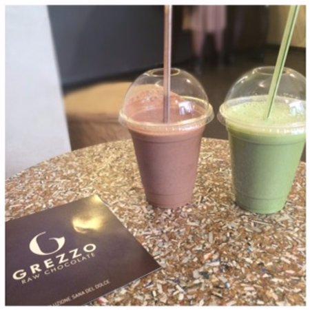 Frullati Picture Of Grezzo Raw Chocolate Rome Tripadvisor