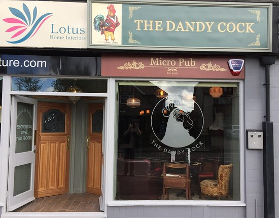The Dandy Cock