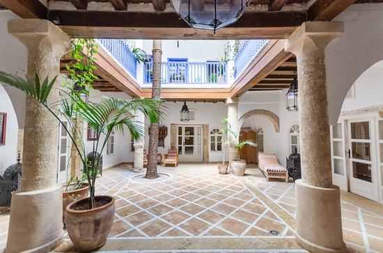 Villa Maroc: Ground Floor