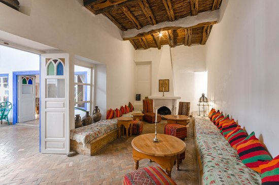 Villa Maroc: Bar