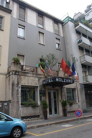 Hotel Bolzano: こじんまりとしたホテル。