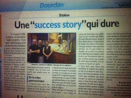Dourdan, France: Journal