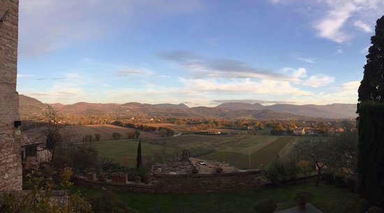 Buonanotte Barbanera: Our stay in November 2016