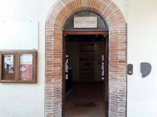 Borghi, Italy: Ingresso Museo Renzi