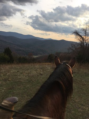Elkton, VA: Scenic over look of skyline drive