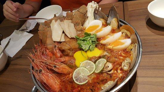 Pim S Thai Food Klang Menu