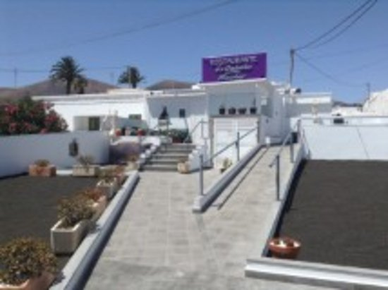 La Cabana : New restaurant look