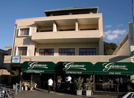 Giovannis - Picture of Giovanni's, Cape Town Central ...