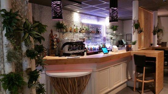 Mimizan, France: le bar
