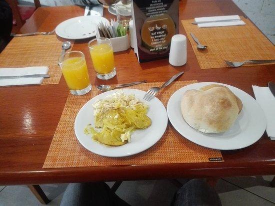 Casa Andina Standard Arequipa: Desayuno!!