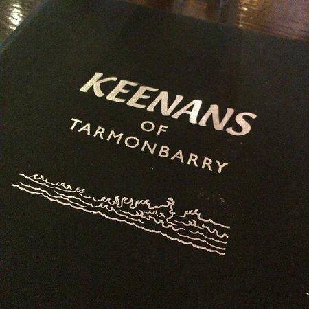 Keenan's Hotel, Bar and Restaurant : Never fails to impress