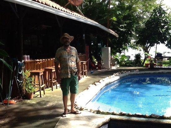 Cabuya, Costa Rica: Your host Jim