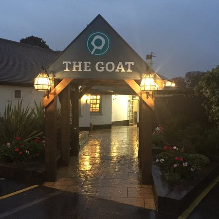 Shepperton, UK: Welcome to the Goat, Stonehouse Pizza & Carvery...we cant wait to have you with us!