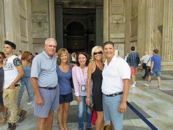 Rome with Marisa: Pantheon