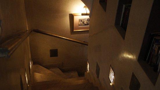 Riad Anjar: Treppenaufgang