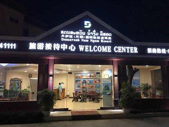 Dansavanh Namngum Resort