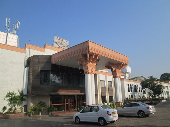 Hotel Palash Residency Picture