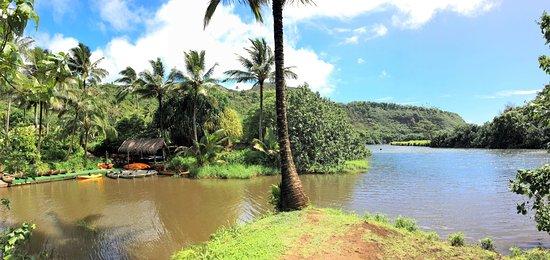 Wailua, Hawaje: Kamokila Hawaiian Vllage