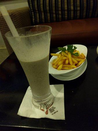 Choco Luv : Milkshakes were excellent...