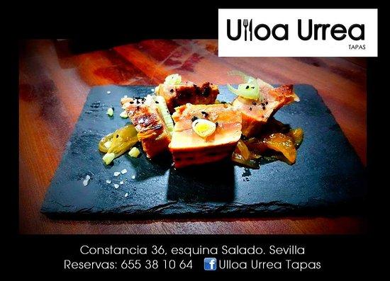imagen Ulloa Urrea Tapas en Sevilla
