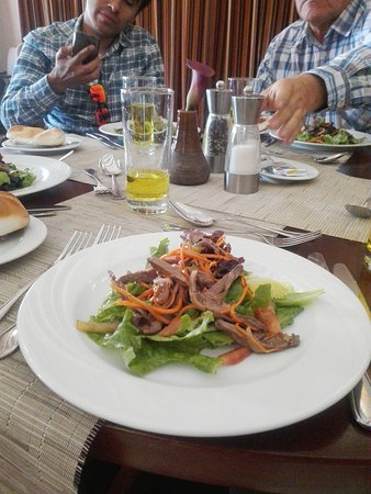 Casa Andina Standard Arequipa: Salpicon de Carne en Arequipa!!