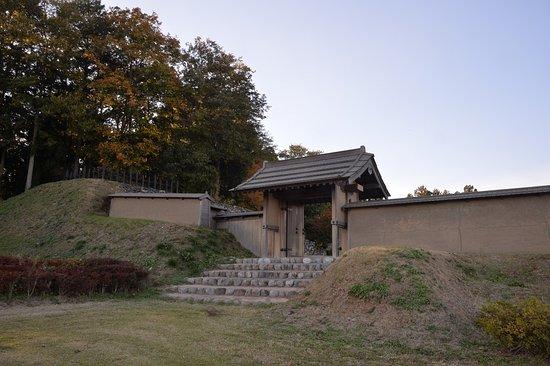 Yorii-machi, ญี่ปุ่น: 復元された城門