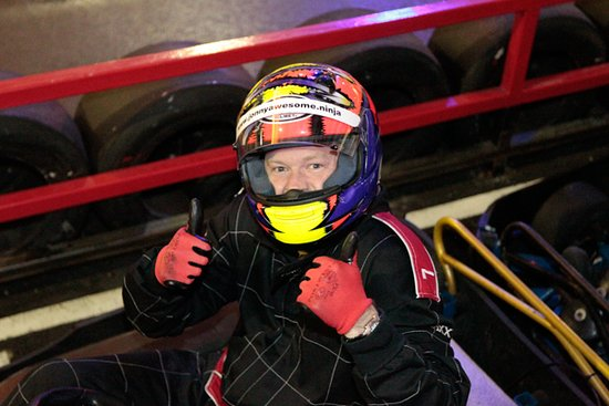 JDR Karting: What an amazing time