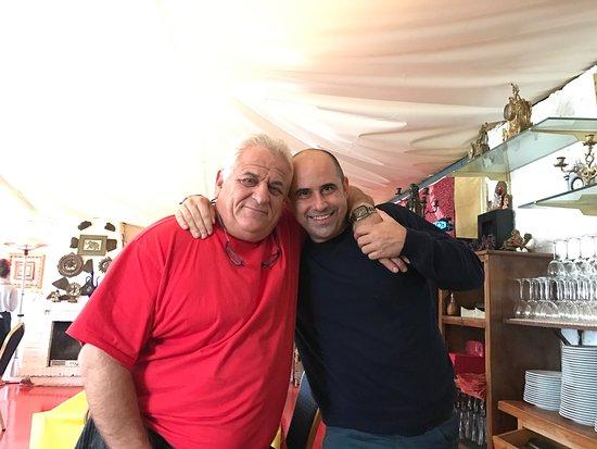 Vinuela, Hiszpania: Como siempre estupendo!!!! Comida y trato de diez