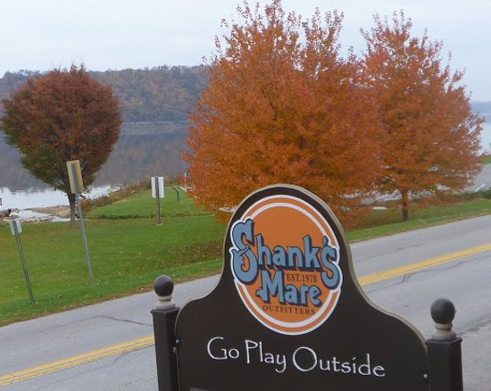Shank's Mare: Shank's Mare on the Susquehanna River