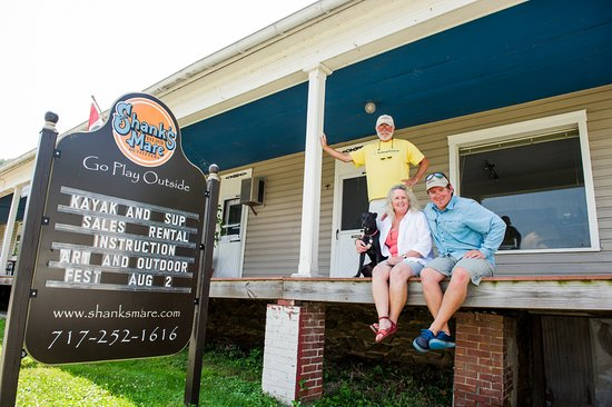 Wrightsville, PA: Shank's Mare Family Run Business