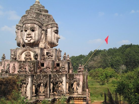 Shri Yantra Mandir