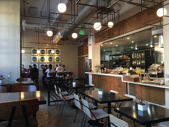 Photo of American Restaurant Fritzi at 814 Traction Ave, Los Angeles, CA 90013, United States