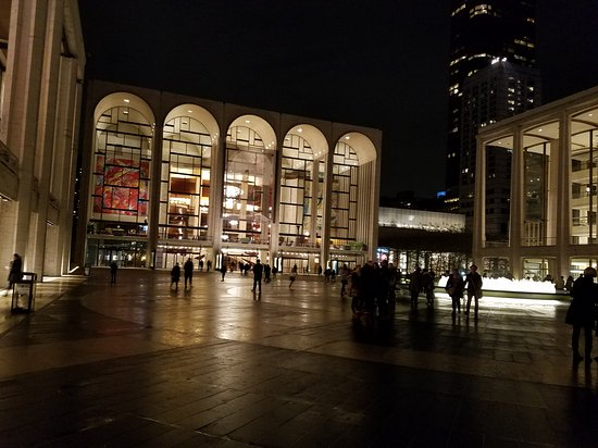 Lincoln Center for the Performing Arts: 20161125_185639_large.jpg