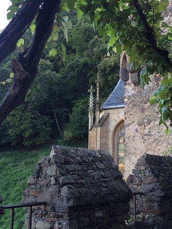 Trechtingshausen, Alemania: Burg Rheinstein