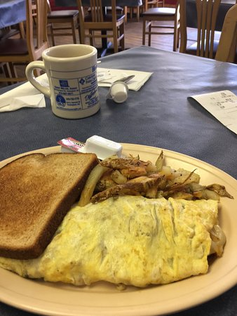 Rockingham, NC: Great breakfast!! Come hungry!!!