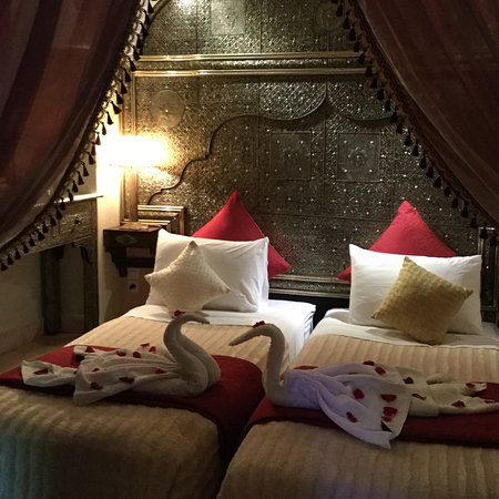 Riad Anabel: Beautifully presented every day