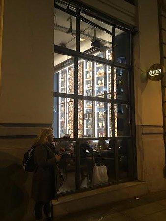 Restaurante hotel regina restaurant en madrid con cocina for Hotel regina madrid opiniones