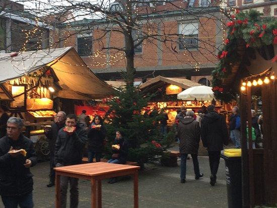 stiftskirche annual christmas market