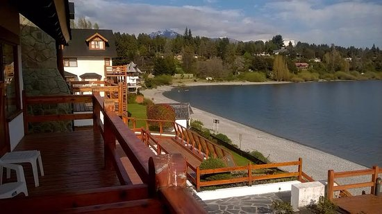 Apart del Lago: Una vista que uno no se cansa nunca de mirarla!