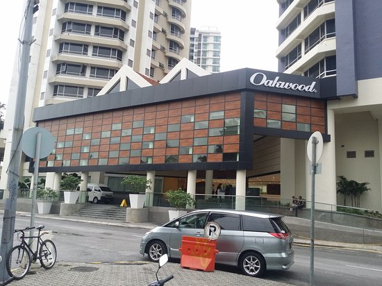 Oakwood Hotel Residence Kuala Lumpur
